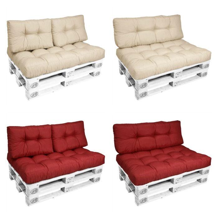 Cojines Para Palets Decora Tus Muebles Sofa De Pale Muebles
