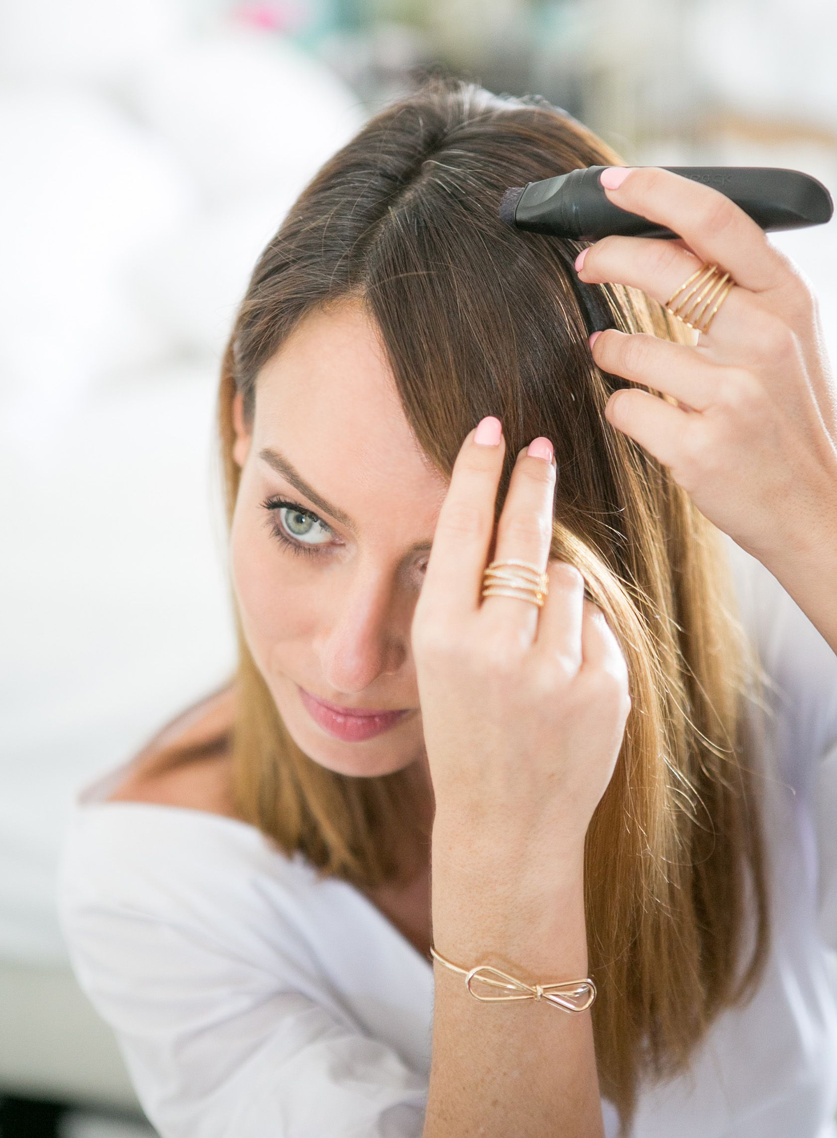 Two Easy Ways To Hide Gray Hair Grey Hair And Beauty Ideas