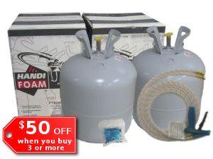 Spray foam insulation kits600 BF yield 59995 Heatcooling