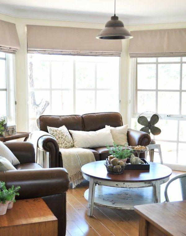 faltrollo selber n hen diy ideen mit praktischem einsatz wohnzimmer fenster faltrollo und. Black Bedroom Furniture Sets. Home Design Ideas