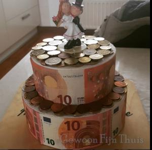 Leuke idee n om geld te geven aan een bruidspaar gewoon for Leuke ideeen om geld kado te geven