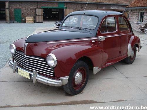 Peugeot 203C 1955