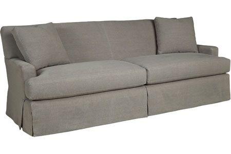 Lee Industries 7041 32 Two Cushion Sofa Beach Street