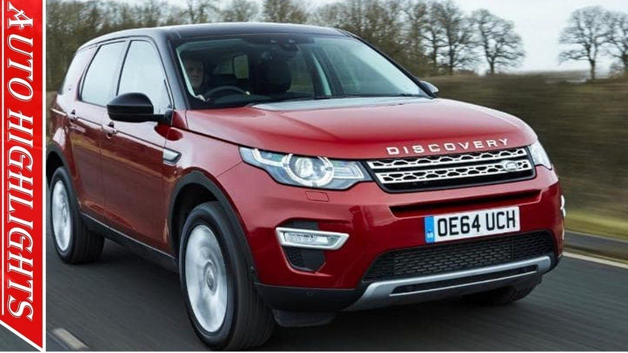 2017 Land Rover Discovery Sport Review Specs Reviews