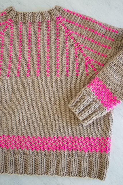 Laura's Loop: The Purl Soho Friendly Fair Isle Sweater | Purl soho ...