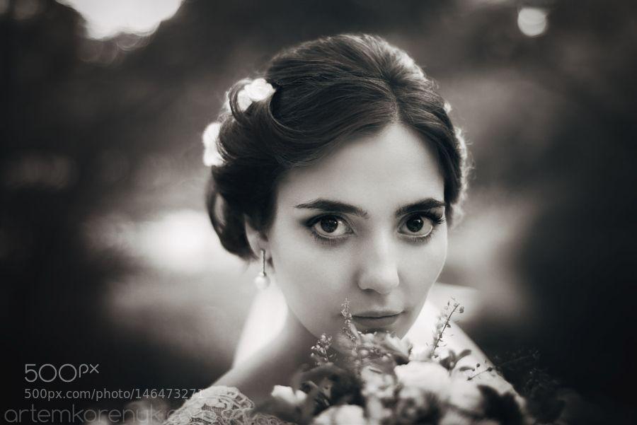 Bridal portrait. Anastasia by tyomart