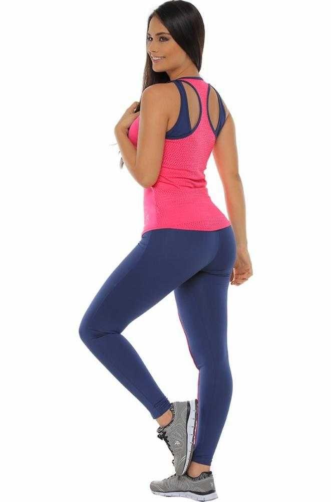 57644df80b78d Conjuntos deportivos dama mujer de moda al por mayor Colombia online ...