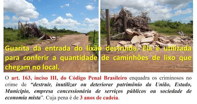 EDGAR RIBEIRO: GRUPO DE OPOSIÇÃO BOTA TERROR EM PAÇO DO LUMIAR CO...