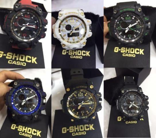 093fabd0ff4 Super Atacado de Relógios Casio G Shock importados Replicas perfeitas de  Primeira Linha muito baratos com