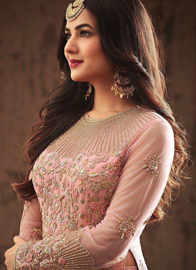 acc2ab7def Pink Sonal Chouhan Maskeen Maisha Anarkali Suit - Flat 30% OFF–Liinara