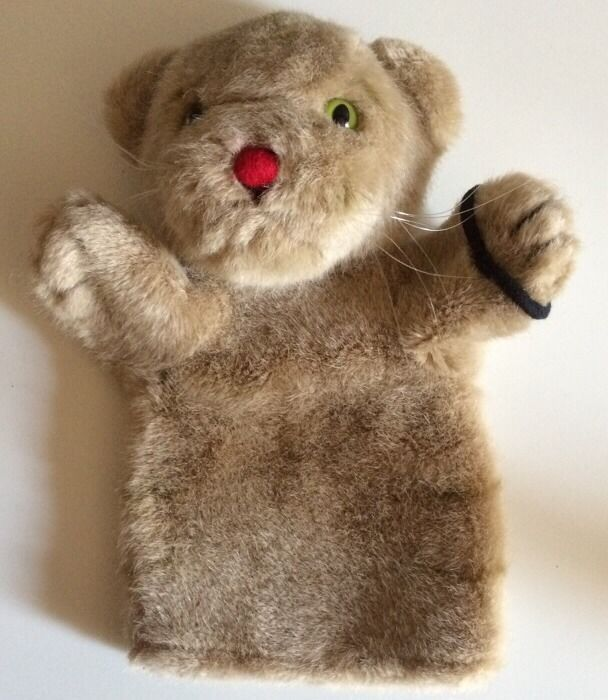 Vintage Mr Rogers Neighborhood Dakin Daniel Tiger Hand Puppet 1988 Dakin Captain Kangaroo Vintage Toys Fred Rogers