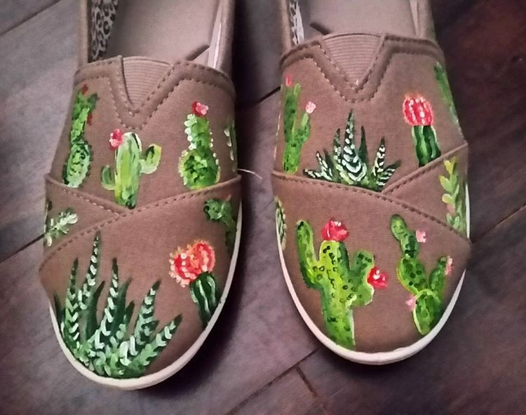 Cacti Tom's! | wants in 2019 | Shoes, Cactus, Boots