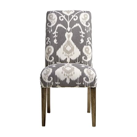 Dylan Dining Side Chair In 2703 Pewter