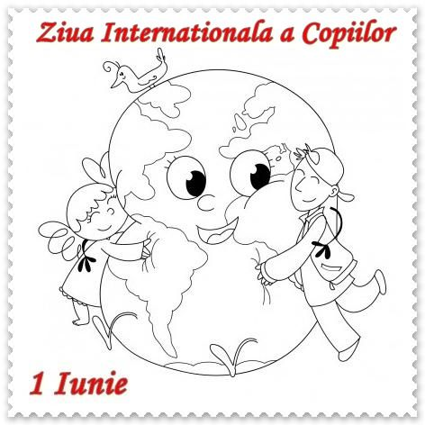 Ziua Copilului Căutare Google Earth Day Coloring Pages Earth Coloring Pages Birthday Coloring Pages