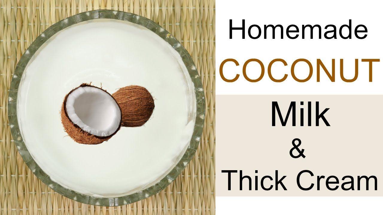 Homemade Coconut Milk & Aloe Vera Hair Mask for deep