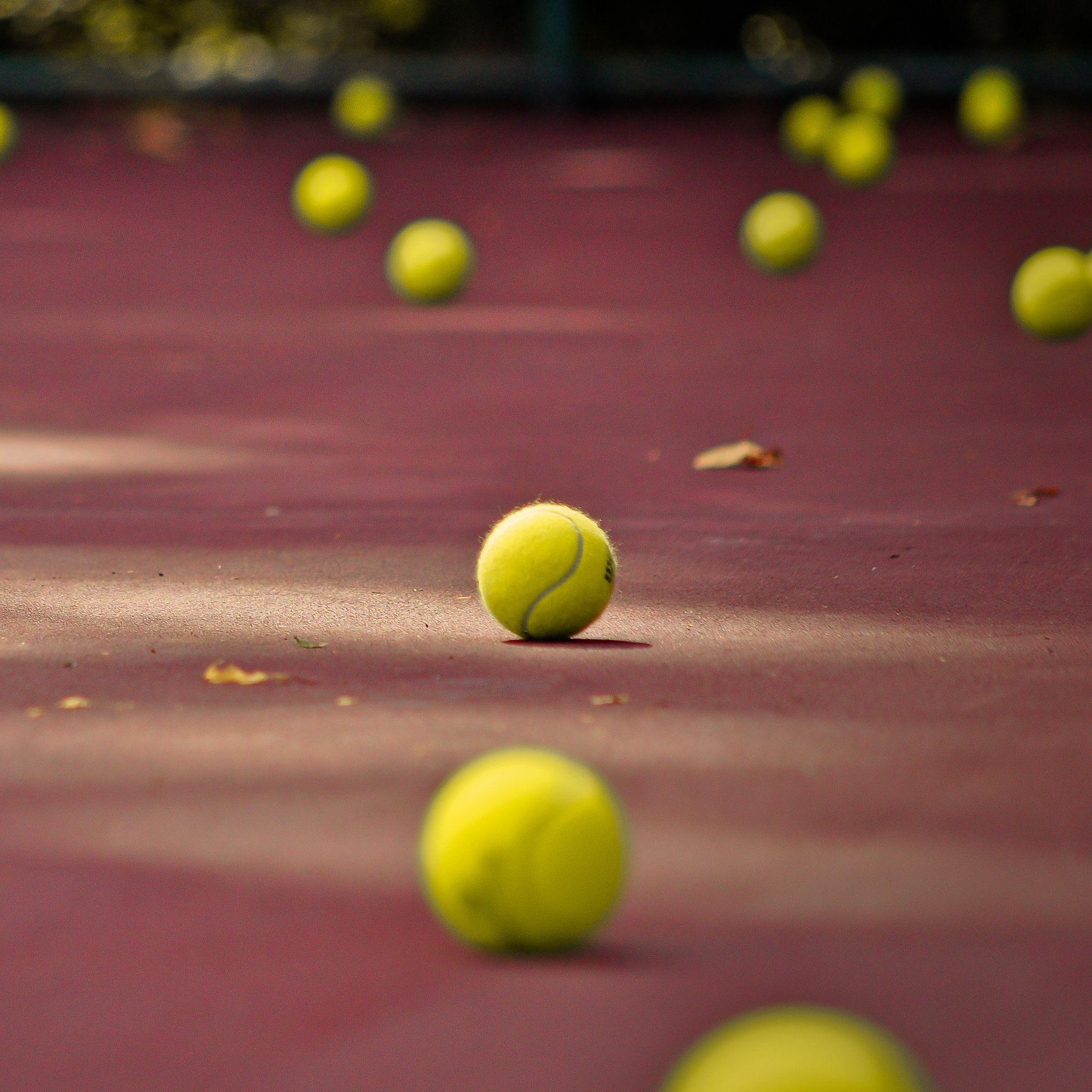 Wallpaper Hd Iphone Tennis Ball Ipad Free Download