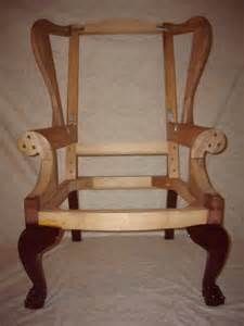 wing back chair construction - Yahoo Image Search Results