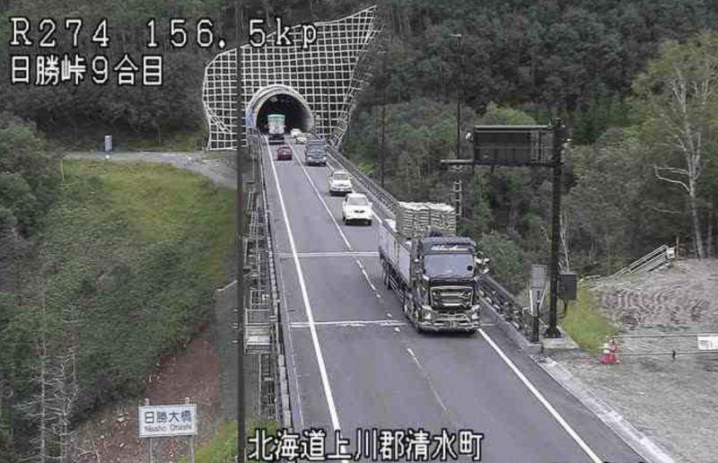 高速 カメラ ライブ 北海道 道路