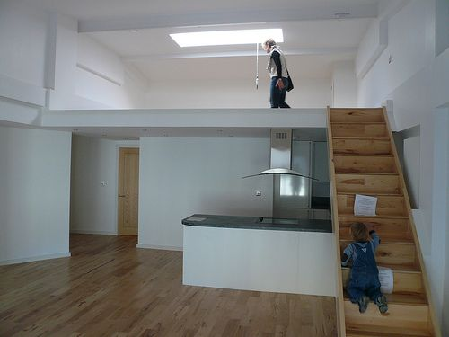 Structure Nice Home Live Mezzanine Bedroom Small Bungalow House Design