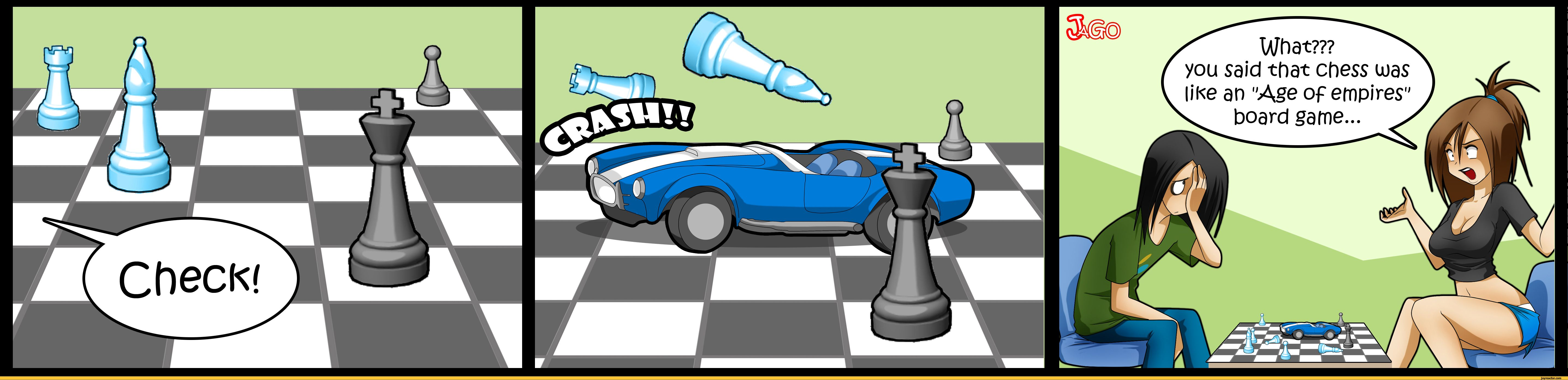 Chess Is Like Age Of Empires Sort Of Humor