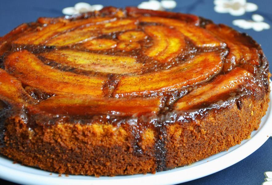 Brazilian Banana Bread Recipe Cake Recipes Banana Cake Recipe Brazilian Food