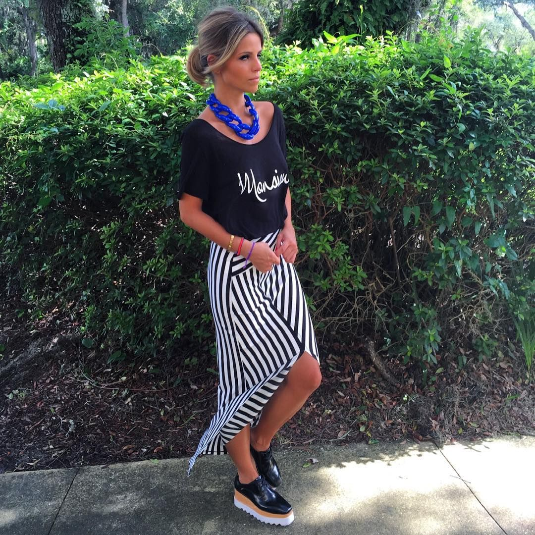 """Cool Stripes for #Friday  @kaelecollection #kaelelovers"""
