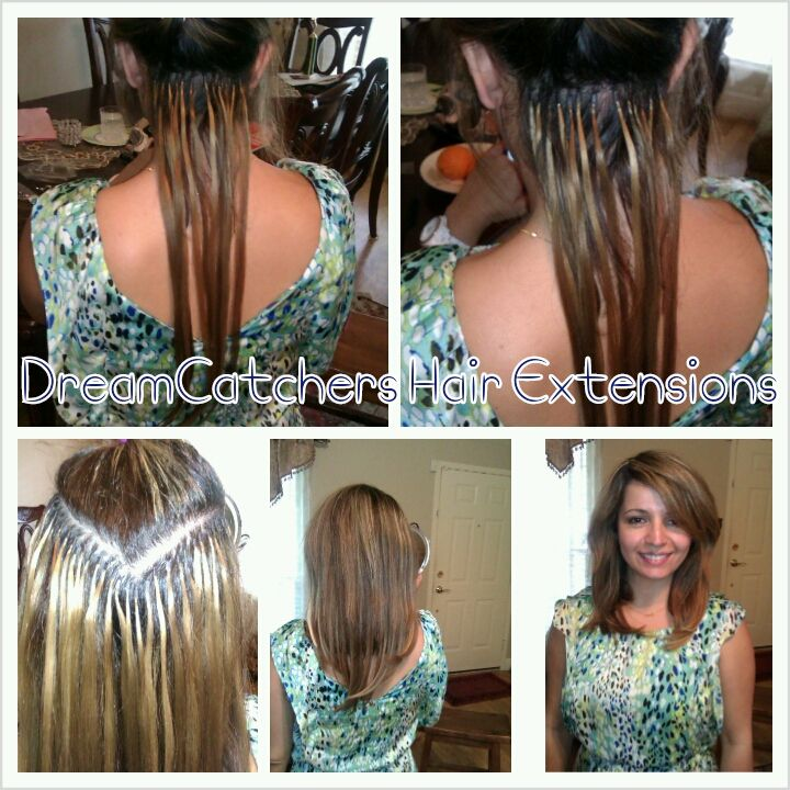 extensions can also be used to add some volume to the hair