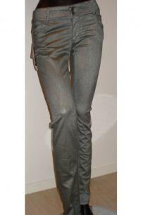 Demin Hunter Coco Custum Stone grey