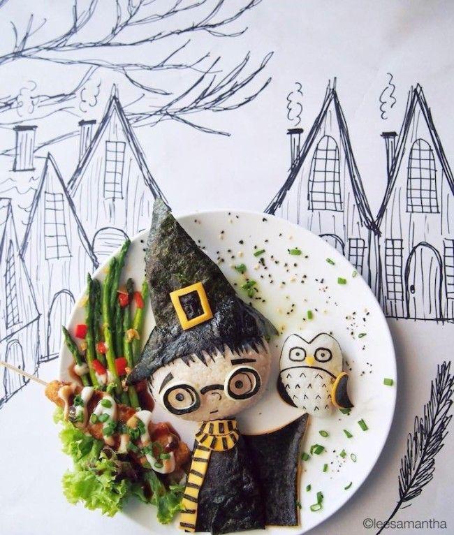 Cocina con arte el men para tus hijos a cocinar for Cocina creativa para ninos