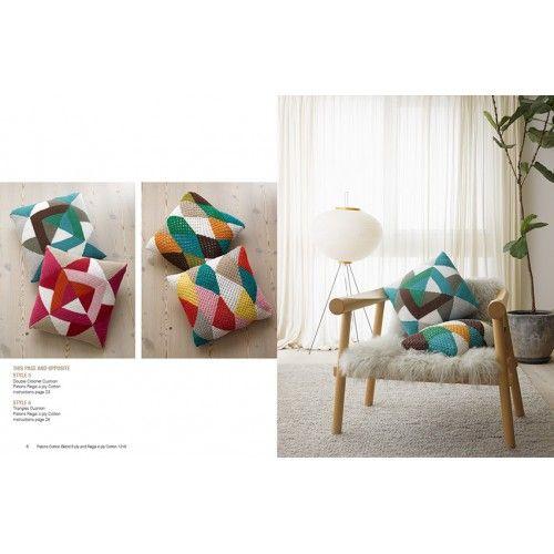 Book 1316 - Patons Modern Crochet