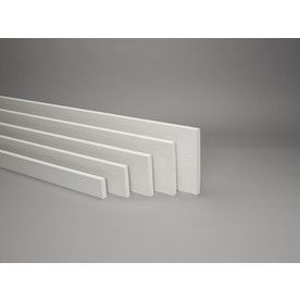 Shop James Hardie 11 25 In X 12 Ft Primed Primed Fiber Cement Trim At Lowes Com Fiber Cement Trim Siding Trim Hardie