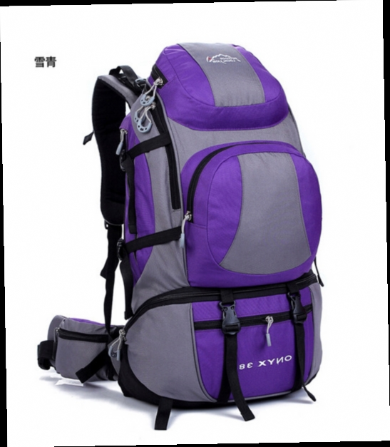 43.58$  Watch here - http://aliki0.worldwells.pw/go.php?t=32750525698 - 45L Liter Backpack Backpack Large Waterproof Backpack Men and Women 43.58$