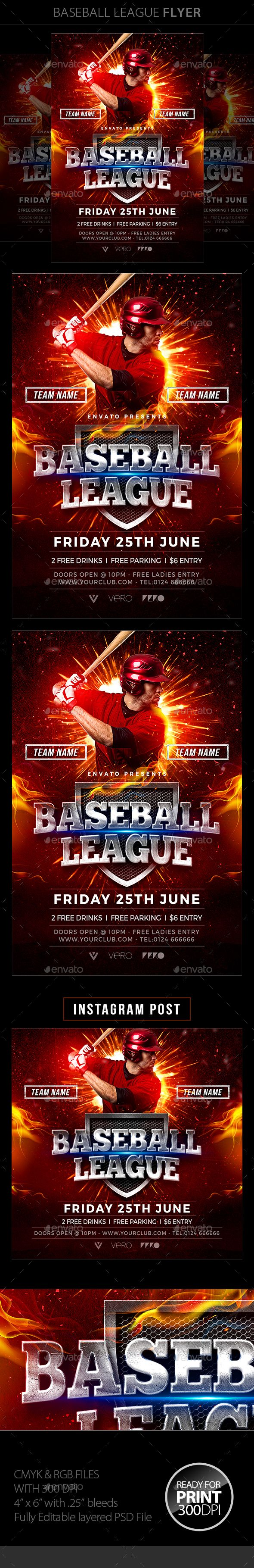 baseball flyer flyer template party flyer and template