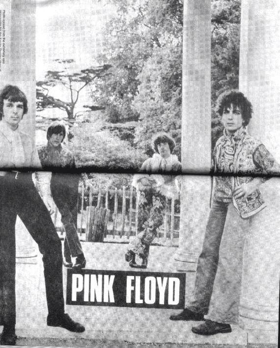 Pink Floyd Ruskin park