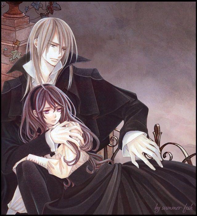 Cross Kaien Kuran Juri Vampire Knight Vampire Knight Yuki