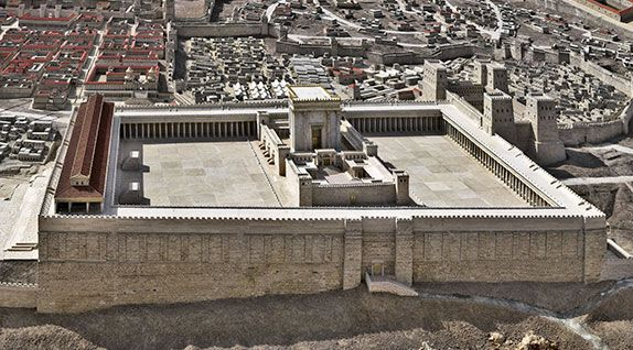 Another Temple in Jerusalem?