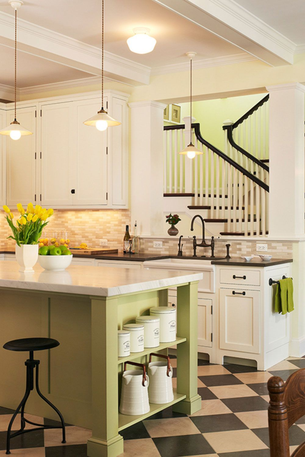 21 yellow kitchen ideas to brighten up your home yellow kitchen walls kitchen colors yellow on kitchen interior yellow and white id=74986