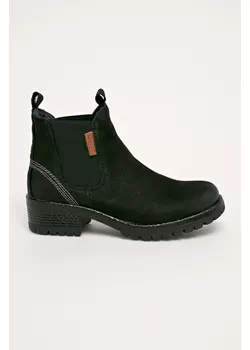 Botki Na Platformie Botki Na Slupku Botki Skorzane Botki Zimowe Plaskie Botki Rozmiar W Domodi Chelsea Boots Boots Shoes