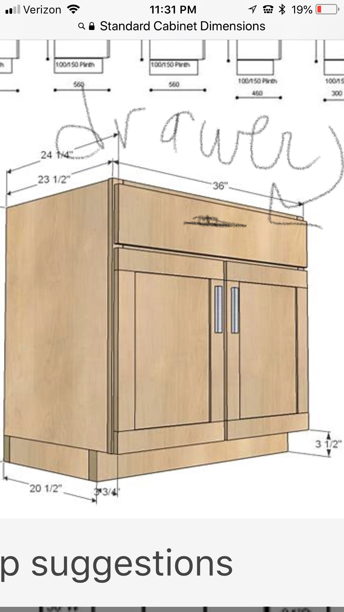 Pin by Christi on Added Kitchen Cabinet | Cabinet ...