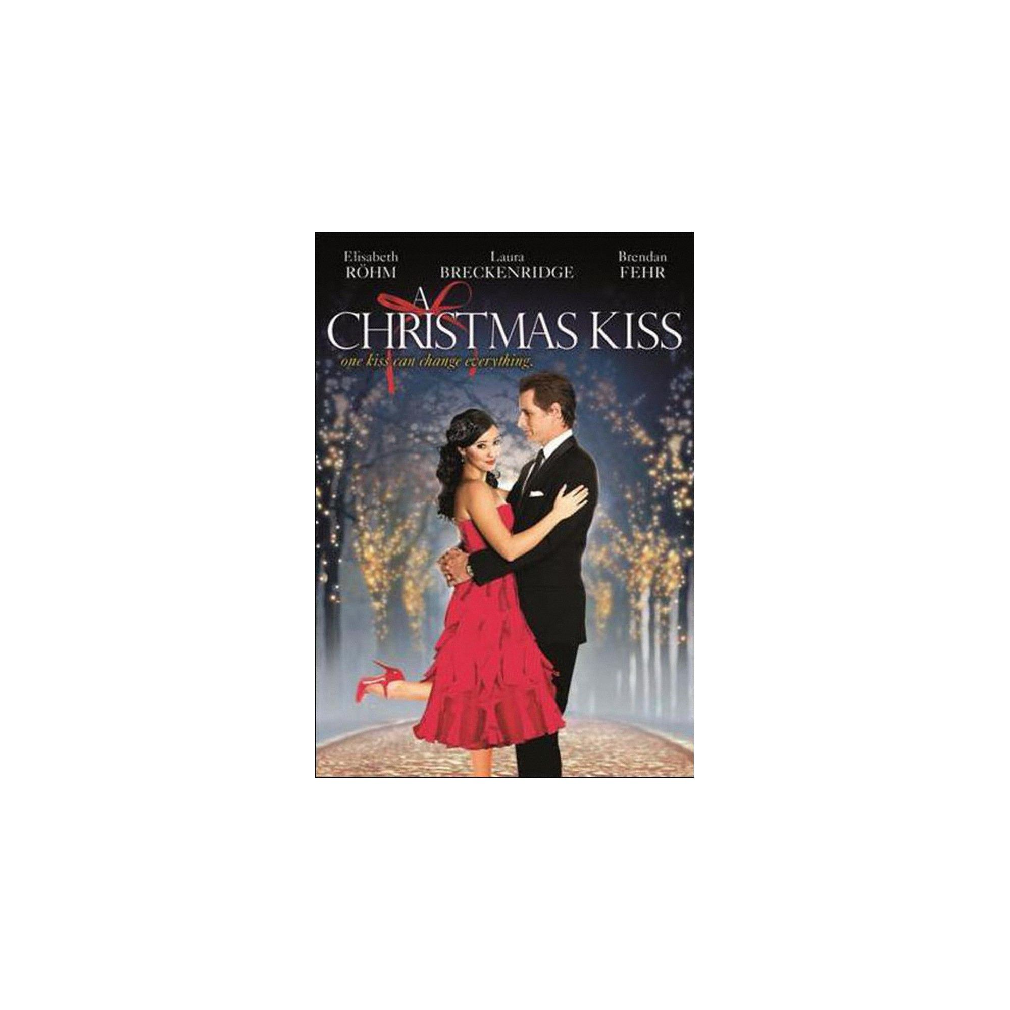 A Christmas Kiss Dvd Christmas Kiss Brendan Fehr Dvd