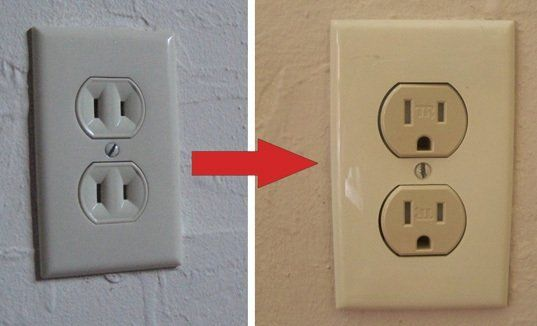 How To Swap a Two-Prong for a Three-Prong Outlet | Apartment therapy ...