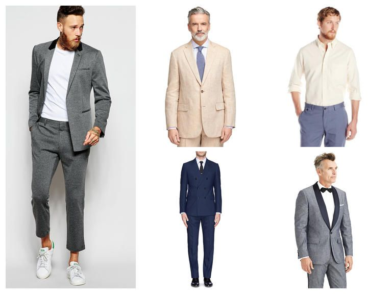 What To Wear To A Wedding Wedding Outfits For Men And Women Wedding Outfit Men Mens Outfits Wedding Guest Men