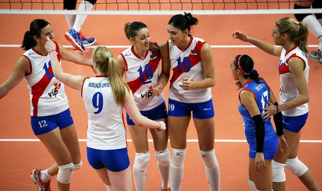 Cevolleyball On Volleyball Sports Serbia