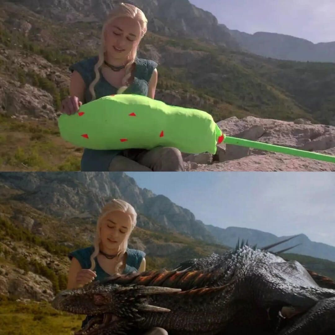 Image result for greenscreen side by side game of thrones