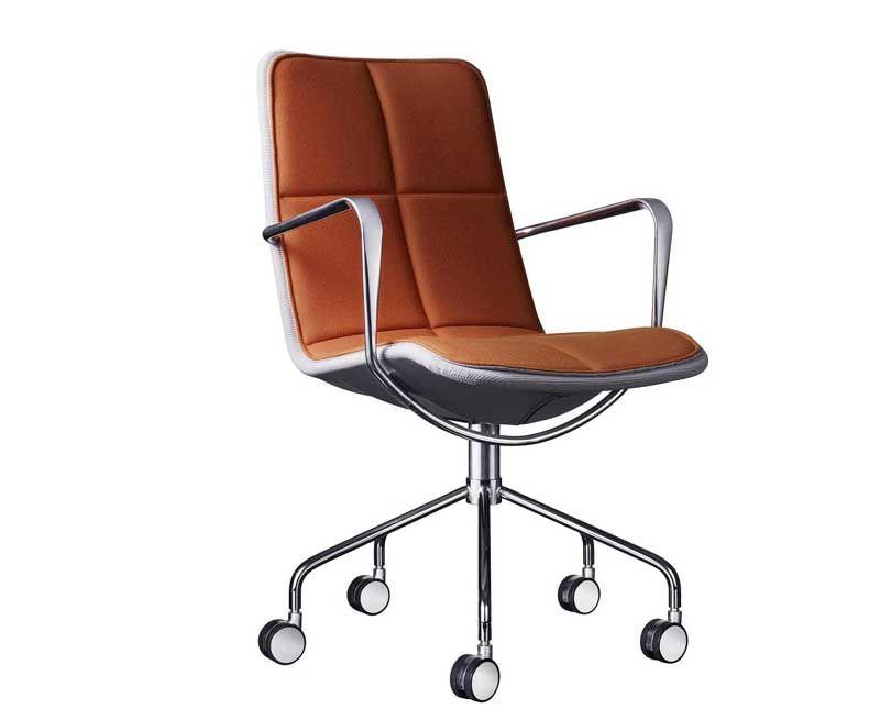 Bra Kite skrivbordsstol från Swedese | Arbetsplats | Kontor IW-19