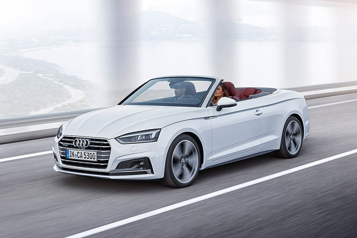 Audi S5 Cabrio Audi A5 Audi Audi S5