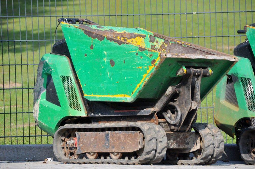 Used Mattracks For Sale >> JCB Minidumper 1.490,- € günstig Baujahr 2008 Kettendumper JCB HTD5 JCB Construction Equipment ...