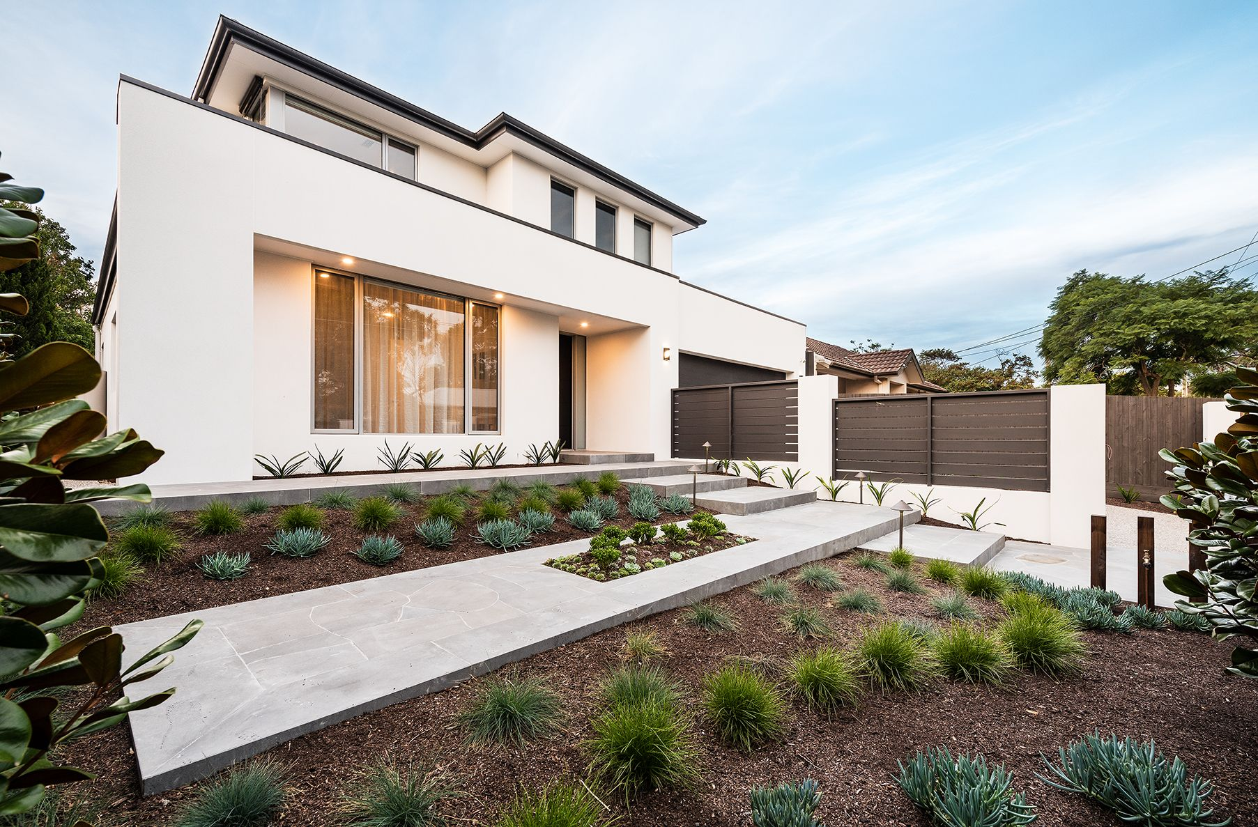 Pin By Bayon Gardens On Bayside Dreams Landscape Design Melbourne Landscape Design House Styles