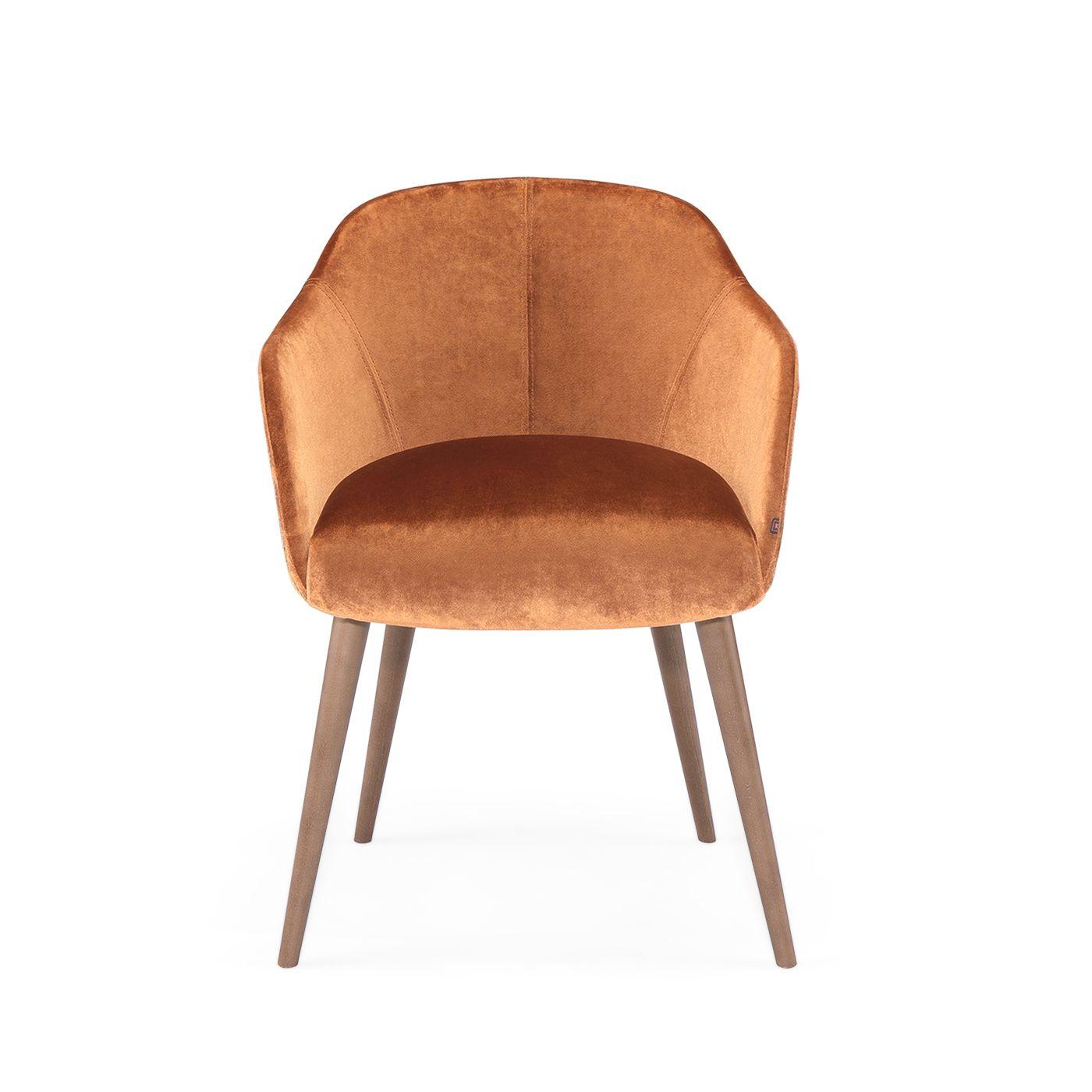 Chair Lili Em 2020 Mesa De Jantar Circular Cadeiras Laranja
