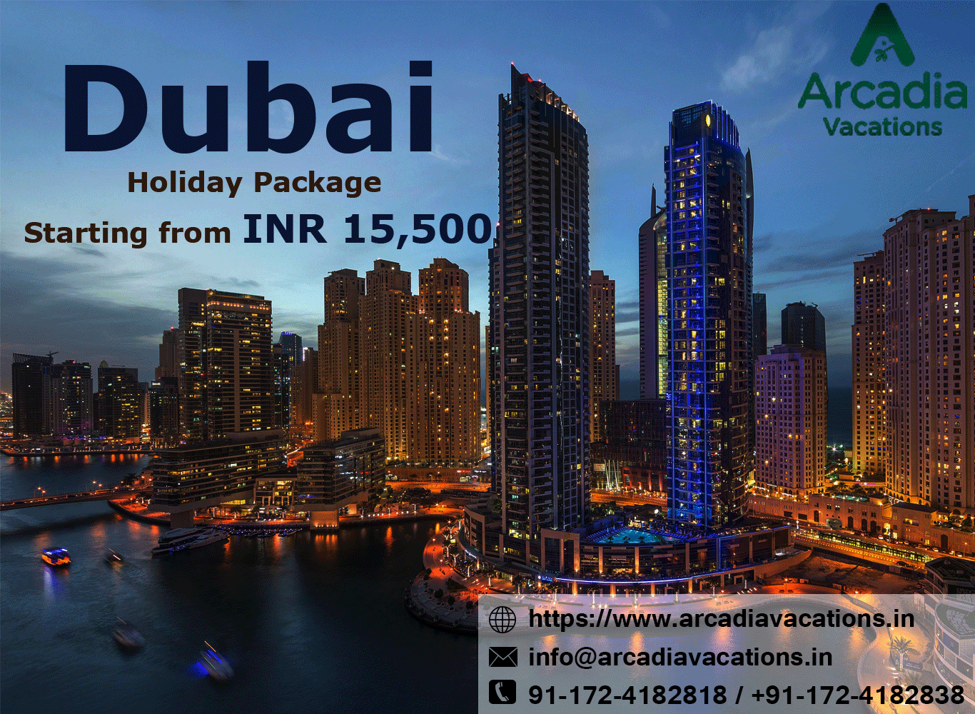 Dubai Holiday Package Dubai holidays, Holiday packaging